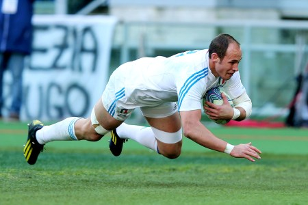 Parisse looking to strut his stuff on European stage again