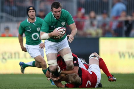 O'Mahony eager to prove himself to Schmidt