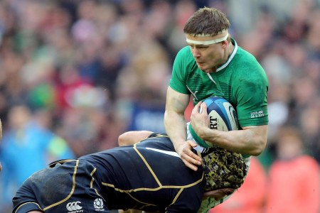 Ireland centre turns his attention towards Lions
