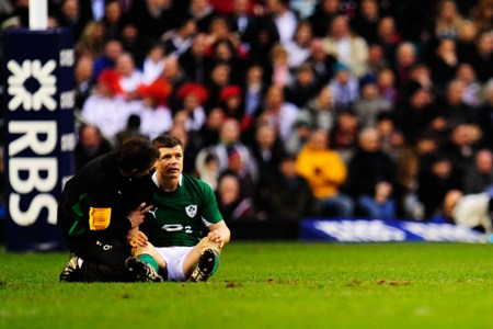 O'Driscoll gives Ireland RBS 6 Nations boost