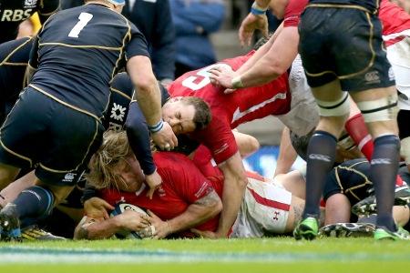 Hibbard: Wales answered their RBS 6 Nations critics