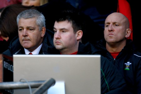 Gatland relishing teaming up with Edwards once again