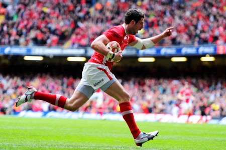 Duo return for Wales to face Australia