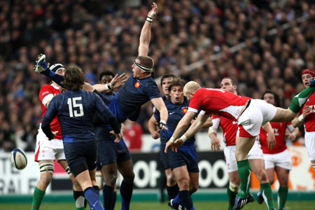 Wales run out of steam in Paris