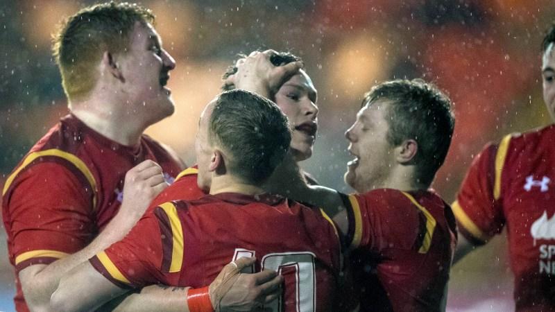Scotland Under-20s 34 Wales Under-20s 65
