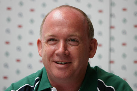 Penney and Kidney hold talks on Irish players