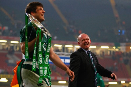 Kidney positive ahead of 2011 RBS 6 Nations