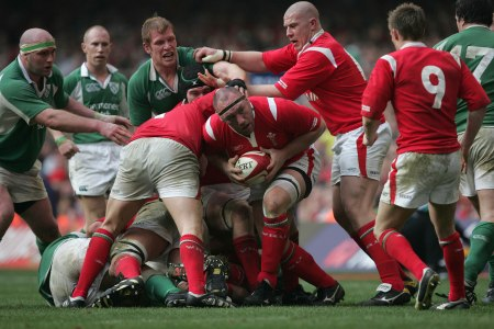 McBryde feels Wales narrowing the gap on Australia