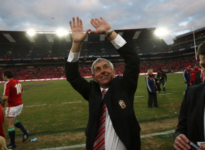 McGeechan to be knighted in New Year