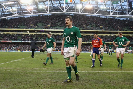 O'Driscoll delighted to be back in the big time