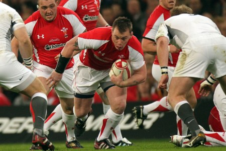 Wales skipper riding high after tough training camp