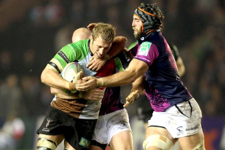 Robshaw delighted to silence doubters