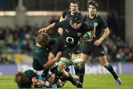 Strauss relishing fight for Six Nations spot