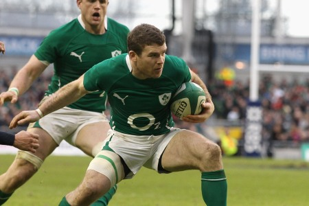 Ireland expect D'Arcy back sooner rather than later