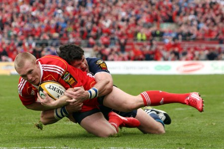 No double for Leinster as Munster make it three