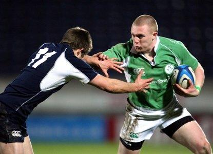 Alex Grove recalled for Scotland clash against Japan