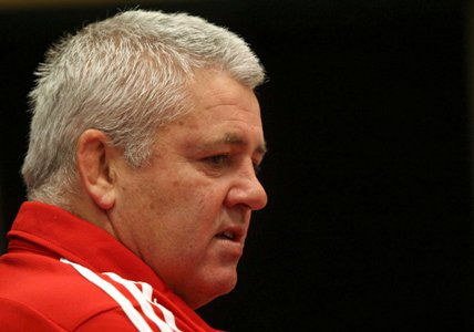 Wanted Gatland concerned only with Wales