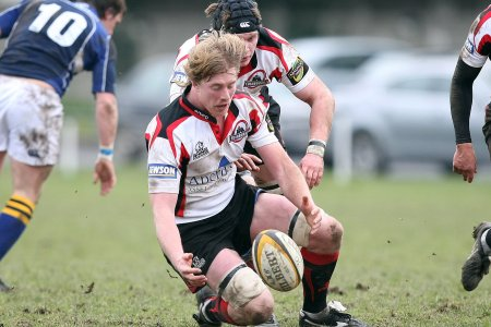 Cross: I am not walking away from rugby
