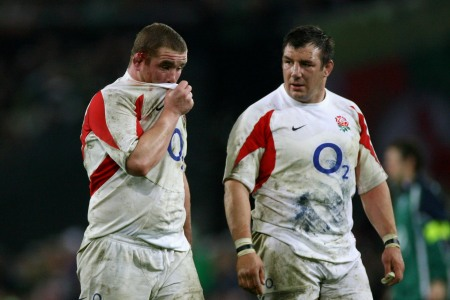 England prop White to remain at Welford Road