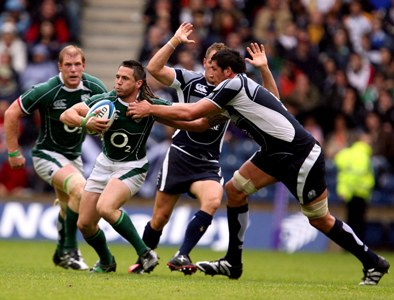 Robinson's Scotland set for boost as Hamilton returns