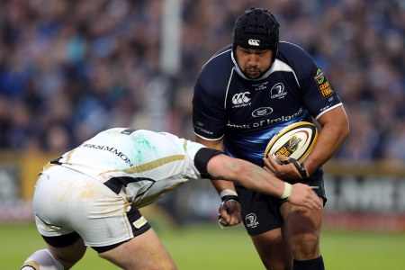 Leinster face prop injury crisis