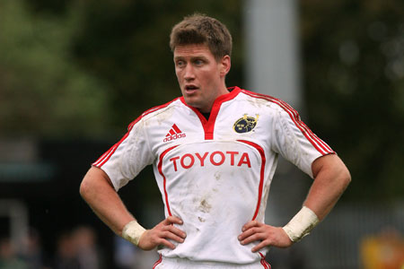 O'Gara leads Munster at Scarlets