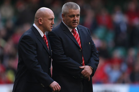 No favours from Gatland