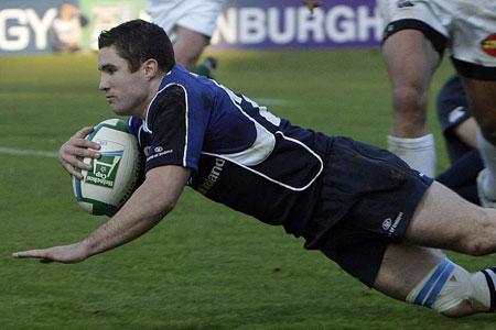 Keogh sees Leinster home