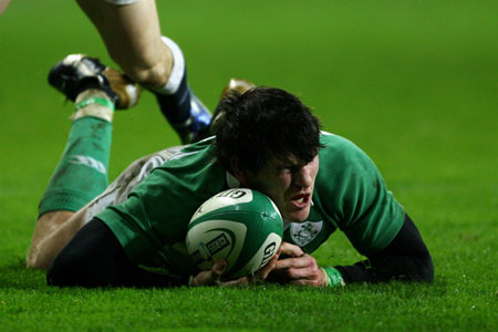 Leinster finish with win