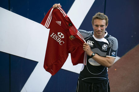 Edwards hails Scotland's Blair