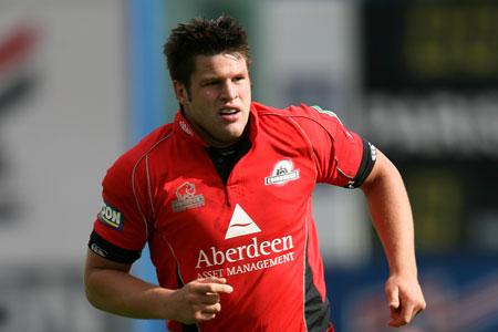 Hogg back as Edinburgh captain