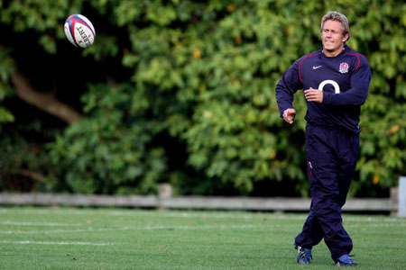 Wilkinson feared end of England career