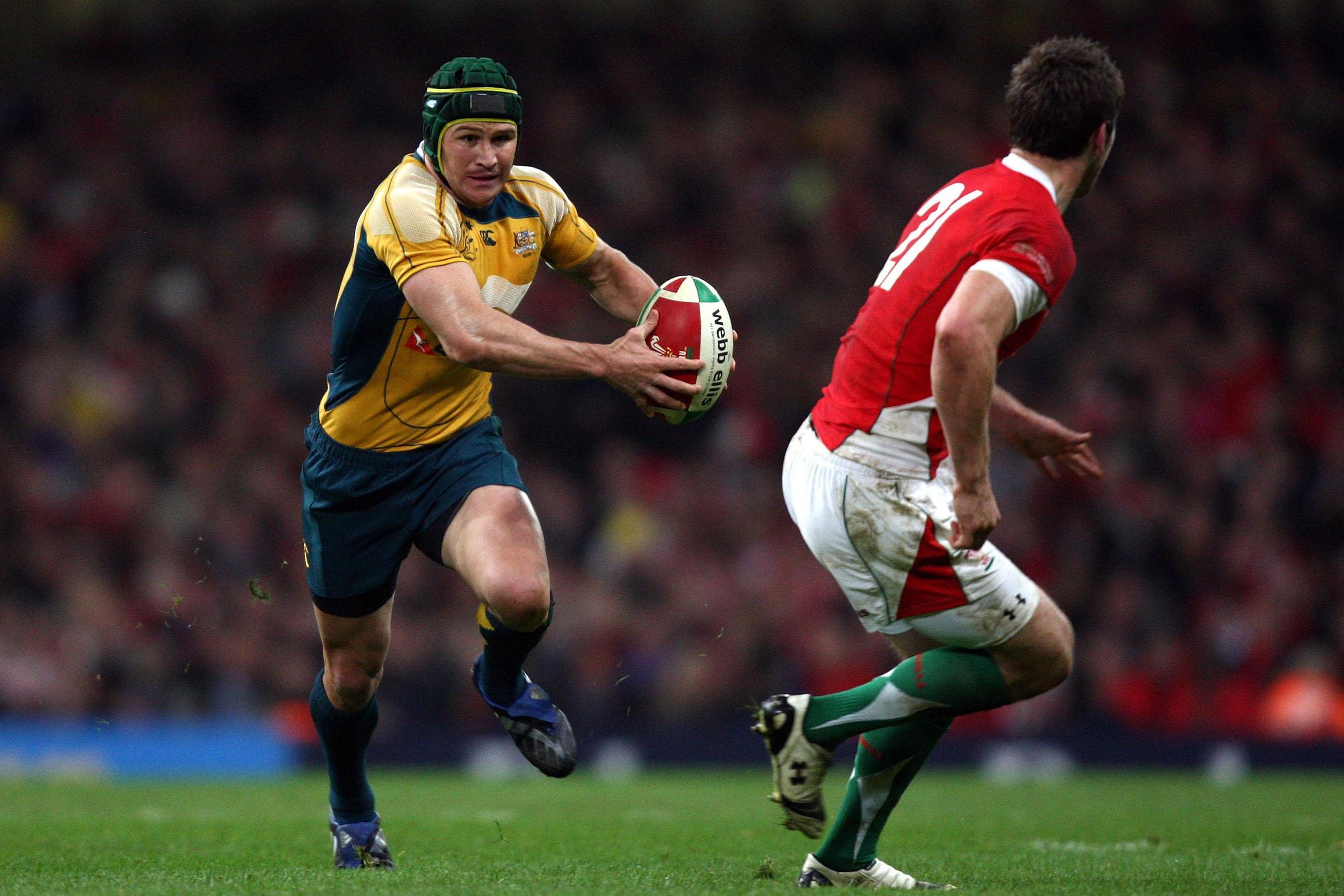 Wales stunned by rampant Australia