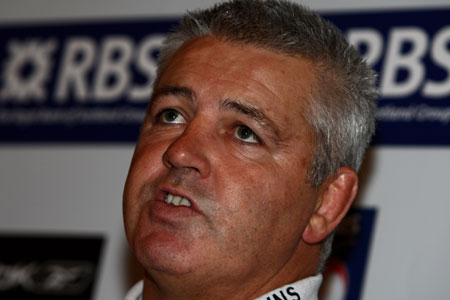 WRU urges clubs to play ball with Gatland
