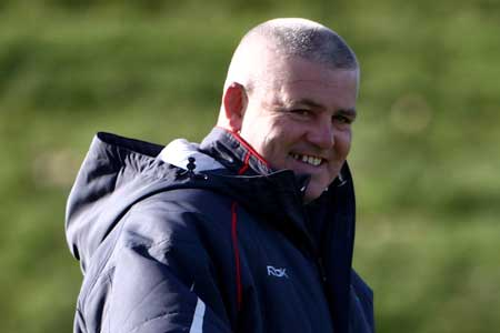 Gatland gives Wales confidence