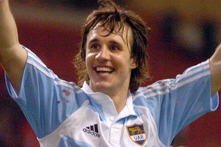 Stortoni lines up for Argentina