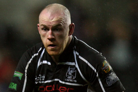 Treble contract joy for Ospreys