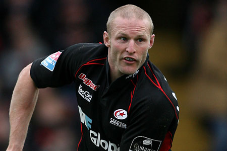 Scarbrough departs Saracens