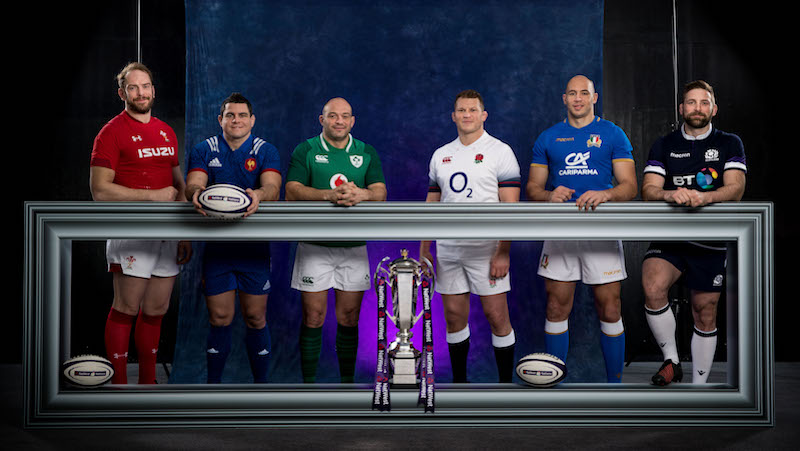 The 2018 NatWest 6 Nations launch