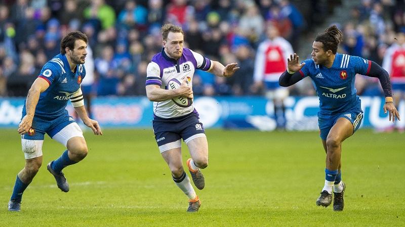 Hogg to miss Scotland's autumn internationals