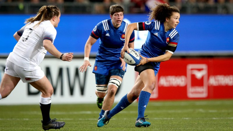 Trio up for women's player of the year award in France