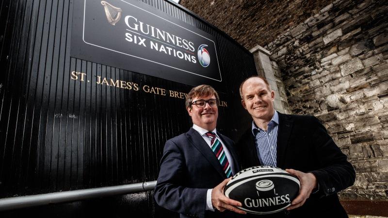 Guinness devient le sponsor principal du Plus Grand Tournoi de Rugby