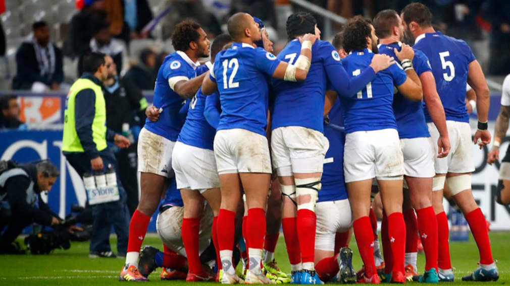 Fickou and five uncapped players headline France's Guinness Six Nations training squad