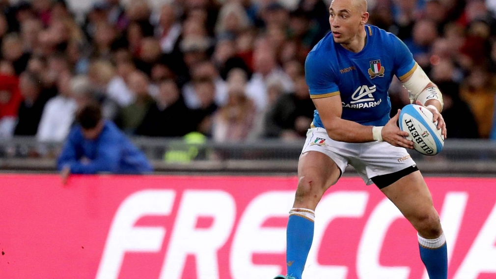 Six Nations Captains: Italy
