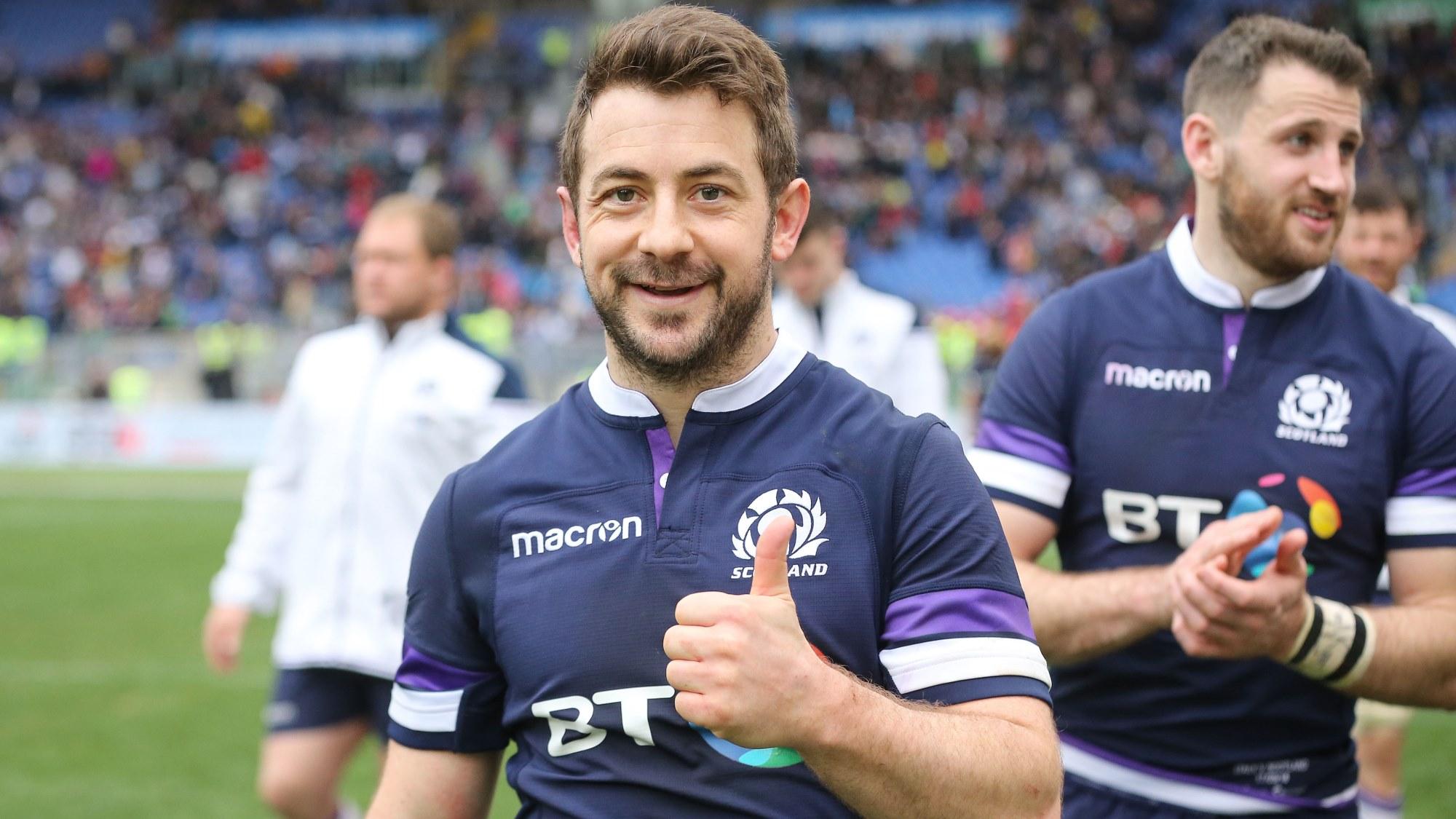 Scozia, sette esordienti in vista del Torneo