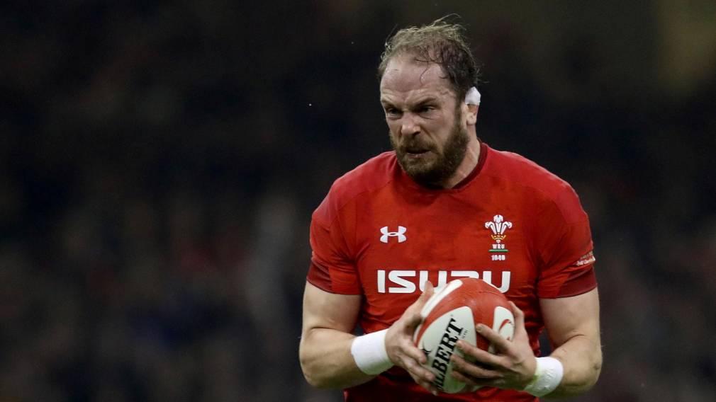 Profile: Wales captain Alun Wyn Jones