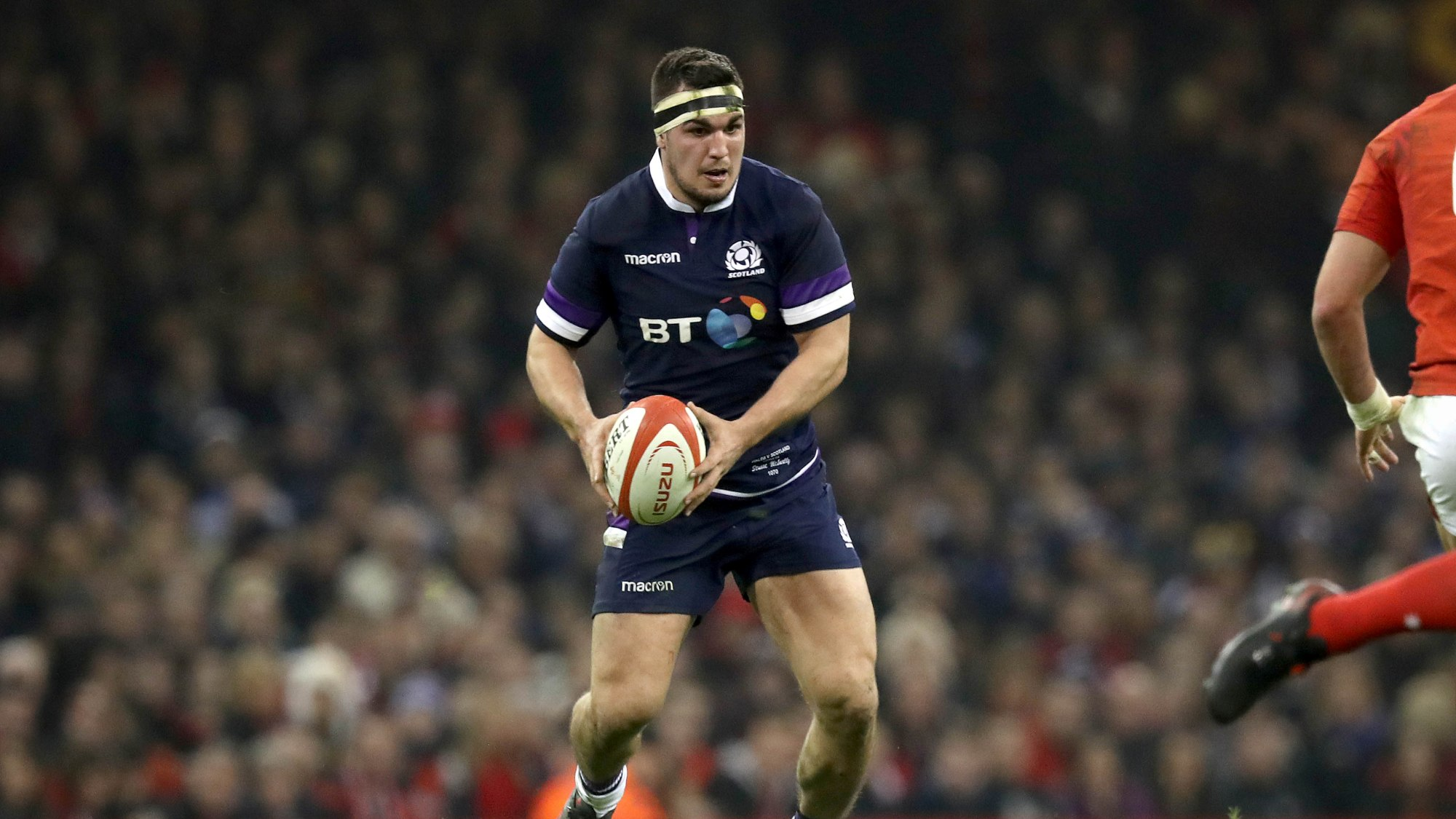Analysis: Scotland reliant on new blood up front