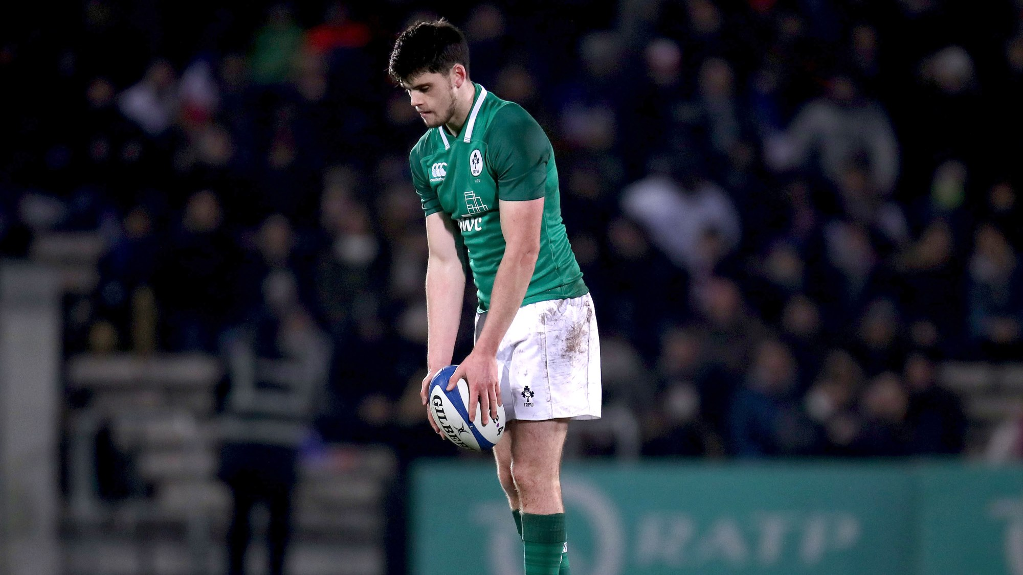 McNamara excited by Ireland Under-20s talent