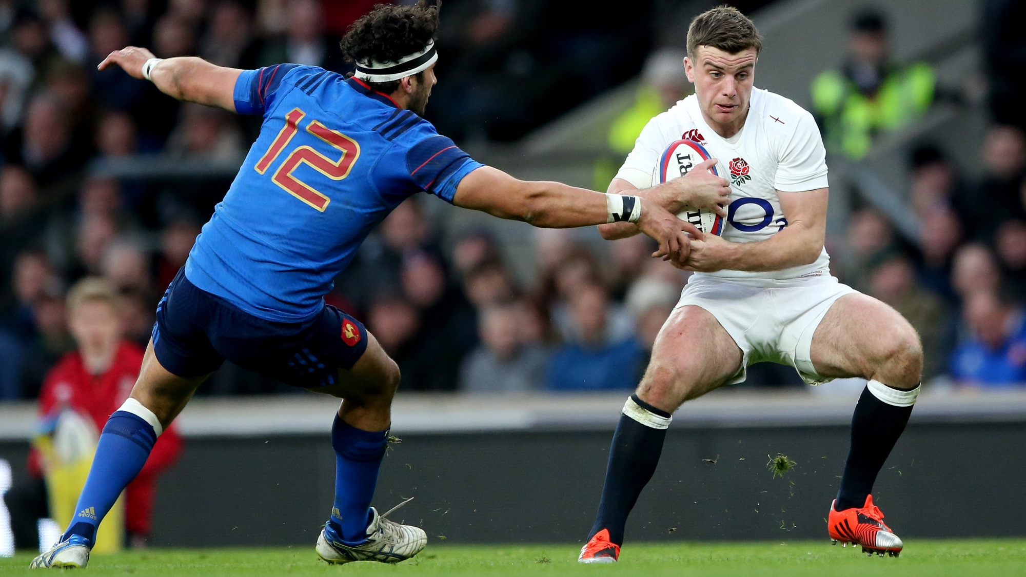 Man behind the Match: Ford and England fall just short on 2015 Super Saturday