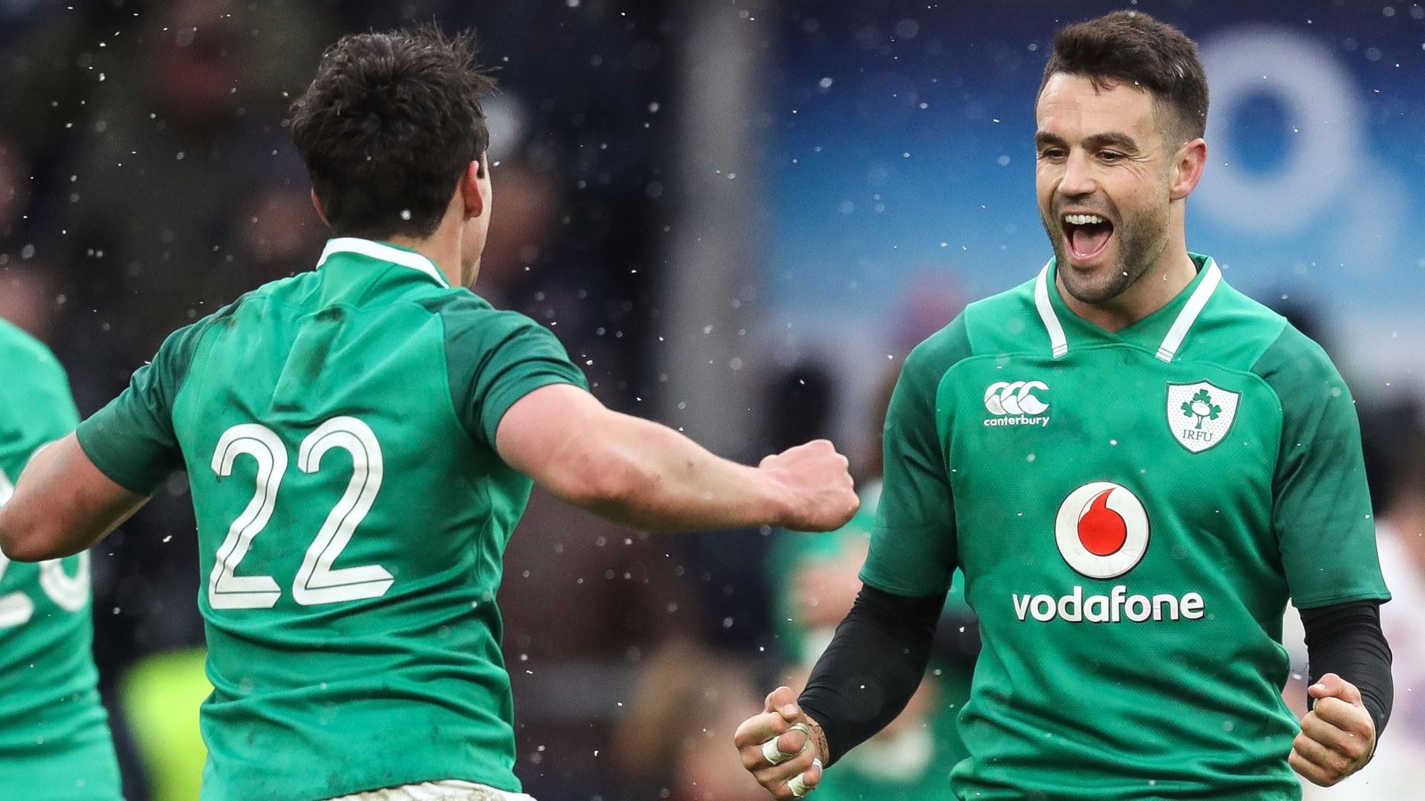 I campioni in carica dell'Irlanda annunciano i 38 convocati